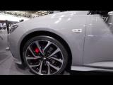 Mercedes G650 Landaulet, Smart Vision EQ fortwo, Opel Grandland X, Insignia GSi_
