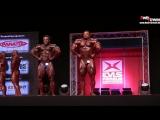 ☆2017 EVLS PRAGUE PRO: Bodybuilding OPEN☆