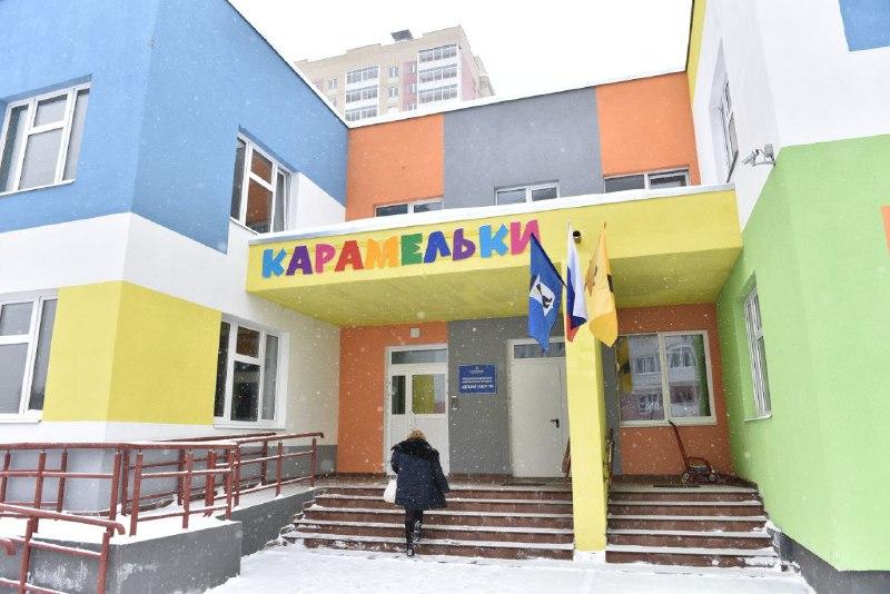 Два новых детских сада начали свою работу в микрорайоне Сокол