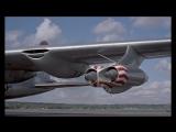 Six Turning Four Burning - Convair B-36 Peacemaker (HD)