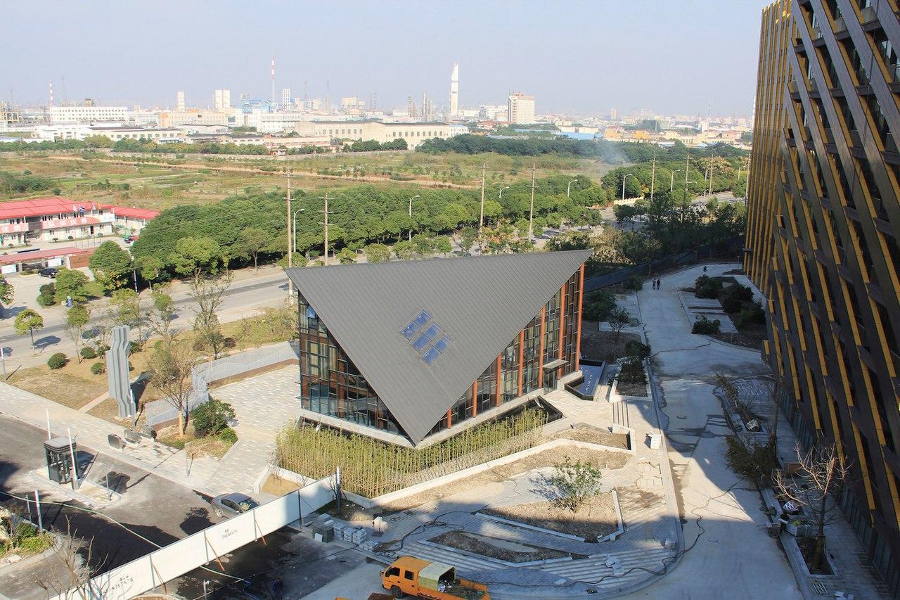 Wood Pavilion / FMD Architects