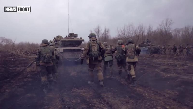 18 Zashhitnikam Donbassa Moya ladon prevratilas v kulak