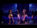 Simon Cowell Lectures Trump About Twitter via The Singing Trump ¦ Americas Got Talent 2017