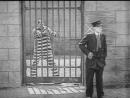 Заключенный №13 США, 1920 комедия, Бастер Китон, советская прокатная копия, интертитры