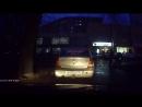 регистратор prestigio road runer140 вечерняя съемка