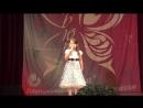 Международный арт-фестиваль Дебют,Пиксаева Юля,6 лет- Лауреат III степени