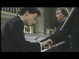 Evgeny Kissin - L. van Beethoven. Fantasia Chorale op.80 in Do minore (Claudio Abbado)