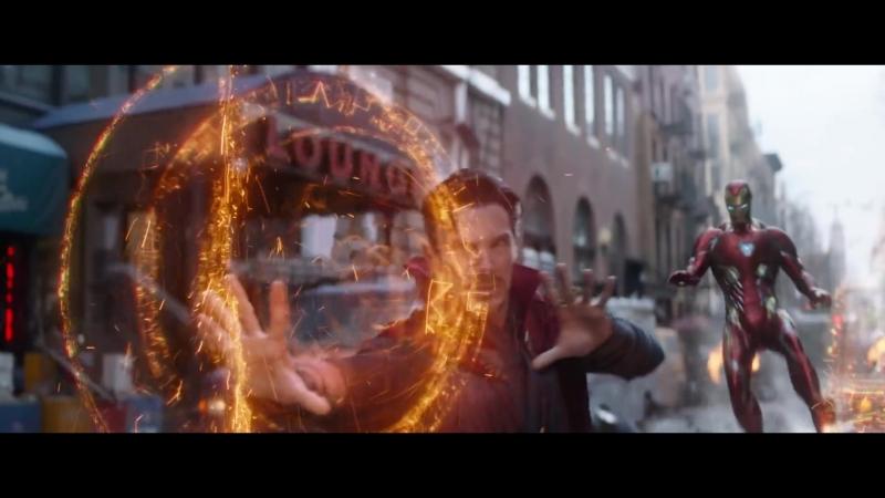 Мстители Infinity War(Новый Ролик) - Big Game Spot