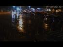 накопитель порт Кавказ - дождь 23-45