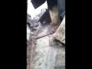 После пожара на рынке Темерник в Ростове-на-Дону