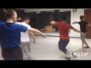 ЛЕЗГИНКА студия танца и спорта X-Revolution