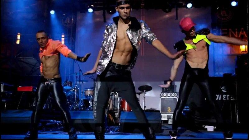 * Kazaky - I'm Just a Dancer (live) *