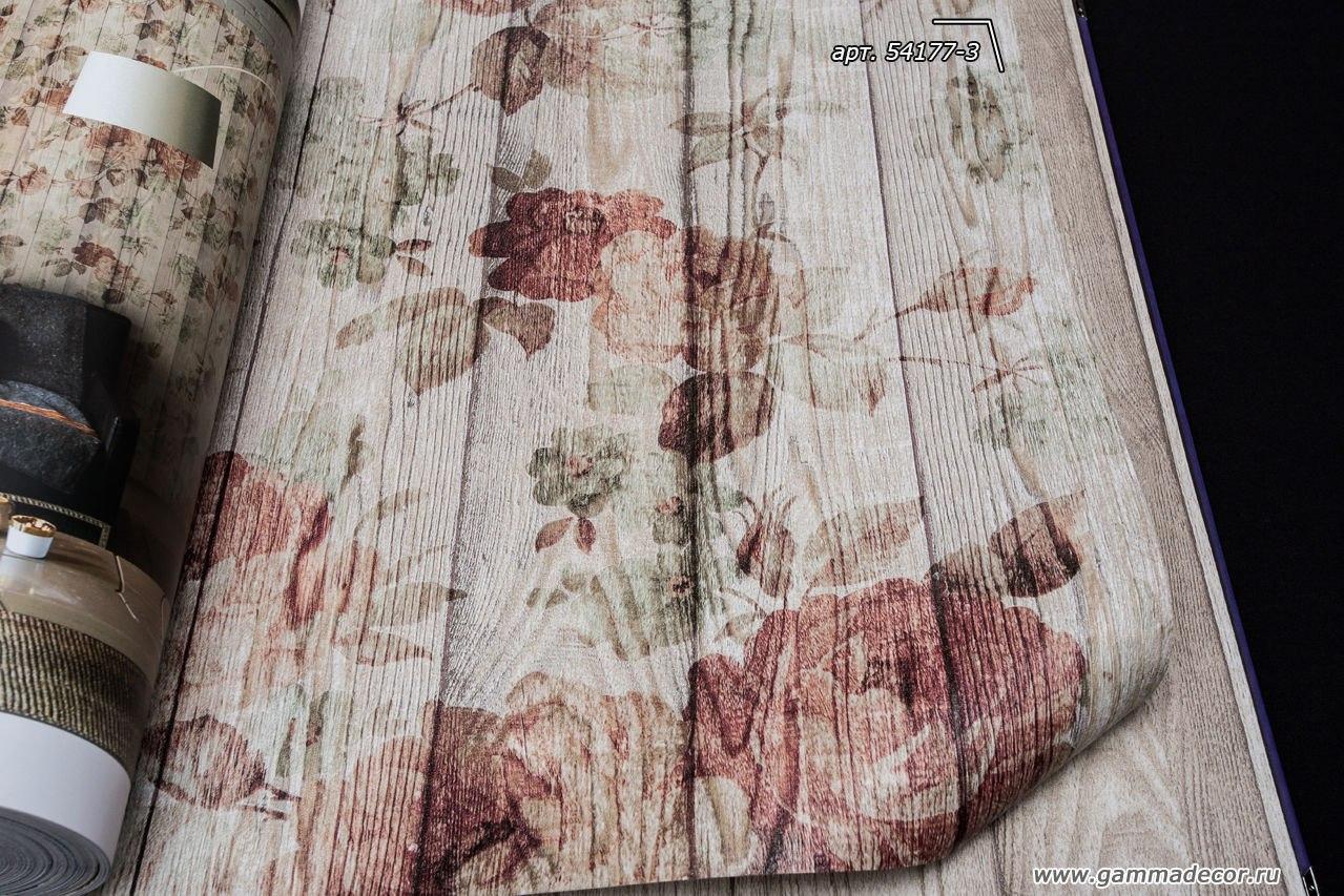 Новинка от Andrea Rossi (Италия) - коллекция обоев Razzoli.