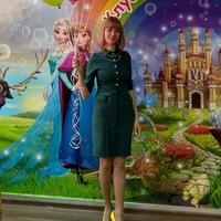 Марина Кубрак-Оленко