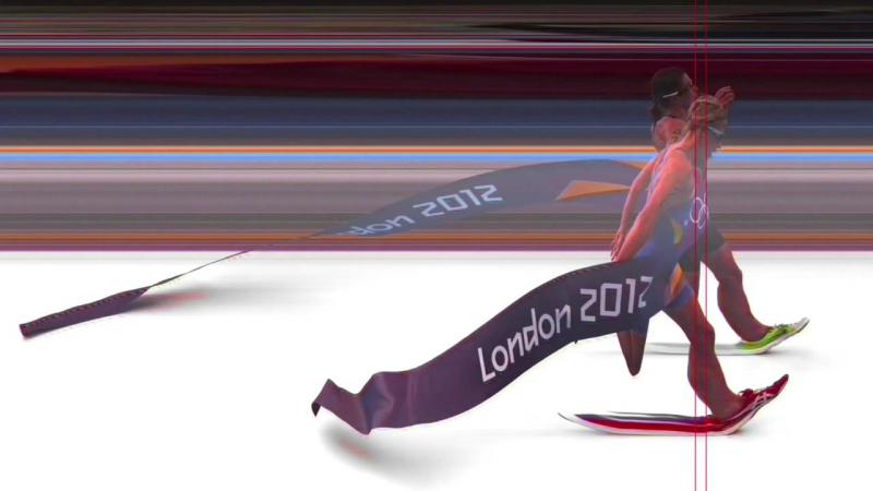 Closest Ever Triathlon Finish - Norden Spirig - Olympic Rewind