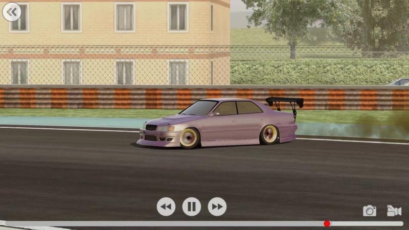 CarX Drift Chaser