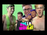 I GOT SLIMED BY MY FRIENDS!  Hello World  Tom Daley