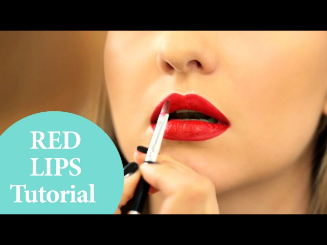 Безупречные красные губы | Red Lips | G.Bar | Oh My Look!