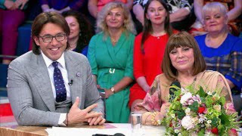 Сегодня вечером с Андреем Малаховым Наталья Варлей Выпуск от 01 07 2017