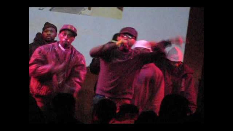 Large Pro/Neek The Exotic - Fakin The Funk/Looking At The Front Door, Live @ Roc Raida Tribute Show