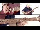 Johnny Hiland Guitar Lesson - Working Man in A Turnaround Breakdown - Ten Gallon Guitar