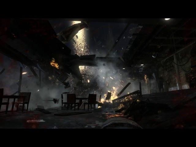 Call Of Duty 8 Modern Warfare 3 (PC, 2011) Миссия 16 Прах к праху