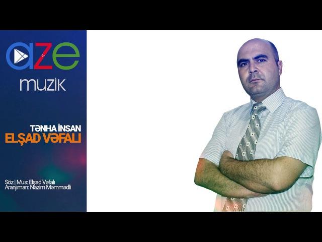 Elşad Vəfali - Tənha İnsan (Audio)