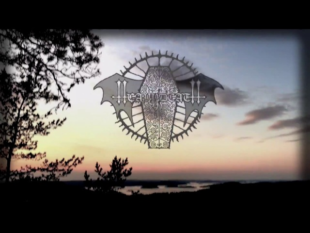 HEAVYDEATH - Sarcophagus In The Sky (audio with some visualization) (2017)