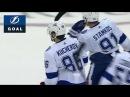 Кучеров самый красивый гол NHL Kucherov's no-shot goal, Voracek's heroics take center stage