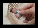 Miniature Silicone Baby Tiny Timmy