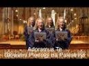 Adoramus Te - Palestrina - multitrack a cappella by Julie Gaulke