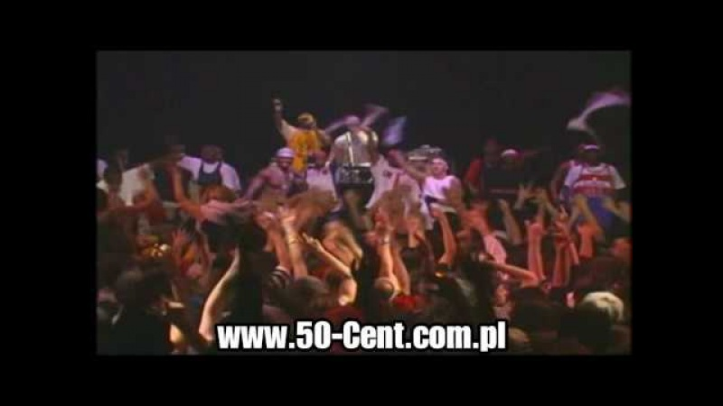 50 Cent G Unit ft. Eminem and Obie Trice performing Love Me Live in Detroit [ High Definition ]