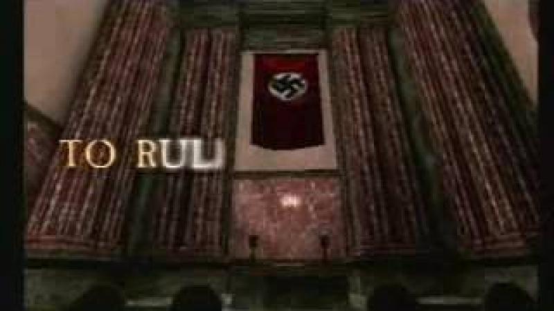 Return To Castle Wolfenstein trailer