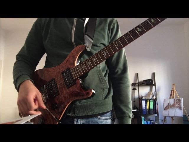 Limp Bizkit - Boiler Guitar Cover (With Wes' PRS Guitar)