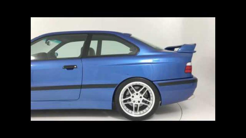 Prestige Classic E36 M3 AC Schnitzer CLS, Estoril Blue