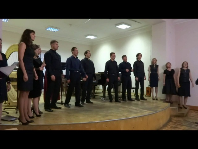 Выступление VOCAL CONSORT XII 30.12.2017 в малом зале УГК Французское рождество