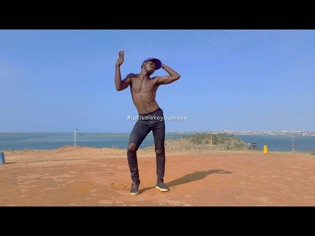 Takis make you move African roots guitar song style Afrohouse Angola