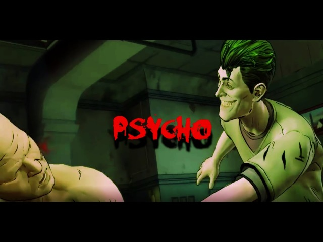 Bruce Wayne John Doe (Joker)    Pretty Little Psycho