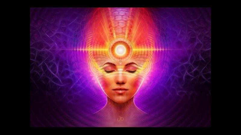 Сольфеджио 852 Hz. 6-я чакра. Пробуждение Ясновиденья