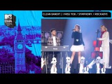 Clean Bandit Perform With Zara Larsson, Julia Michaels and Anna-Marie  MTV EMAs 2017