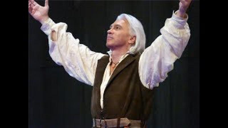 Endless applause Bravo Maestro Bravo Dmitri Hvorostovsky King of the Opera