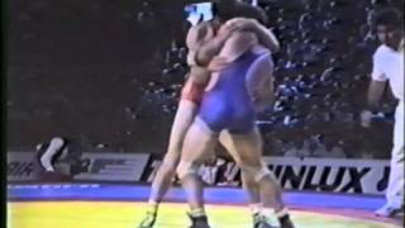 Tracz Jozef (POL) vs Iskandaryan Mnazakan (RUS)
