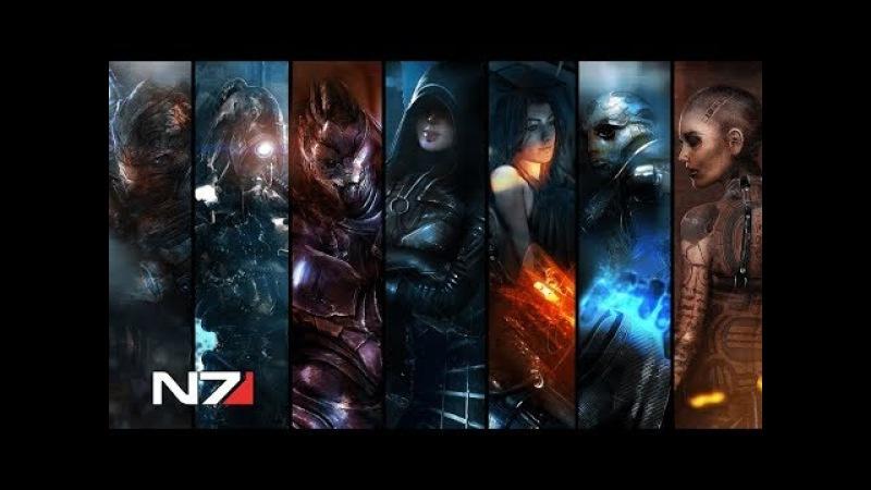 Mass Effect 3 ПРОХОЖДЕНИЕ 1 8 ВОЗВРАЩЕНИЕ ДОМОЙ ФИНАЛ