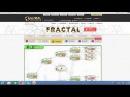 запуск программы FRAKTAL