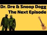 Dr. Dre ft. Snoop Dogg - The Next Episode. Ukulele tutorial