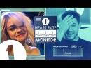 Nick Jonas HEART RATE MONITOR feat. Selena Gomez, Joe Jonas & Jack Black | STRONG LANGUAGE!