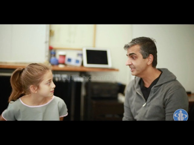 Tiny Dancer Anya - Tailbone, Knee and Ankle Pain HELPED with Dr. Rahim Gonstead Chiropractor