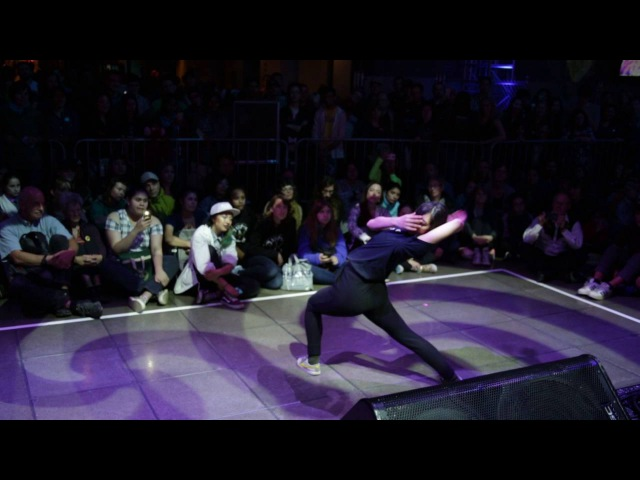 QOTH 2016 Freestyle 7 to Smoke Judge Showcase Rina Pellerin Vancouver CA