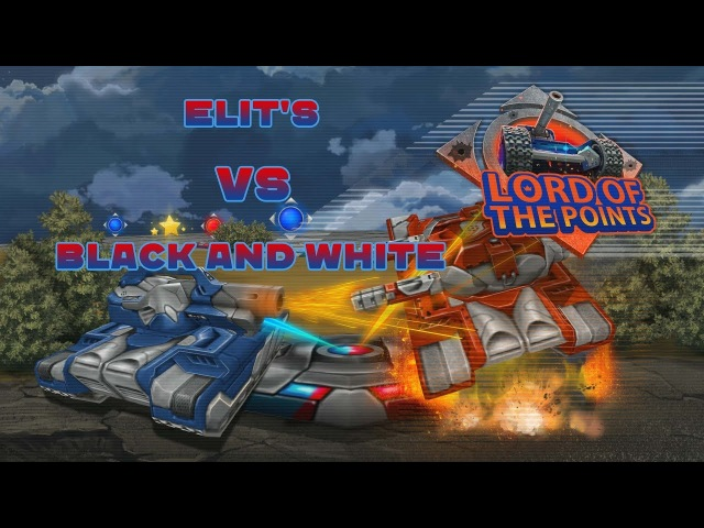 Black and White vs Elit's TOF Lords of the Points 2018 20 3 2018