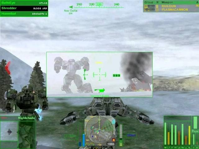 Mechwarrior 4. Playing campaing on Elite. Part 4. Final.